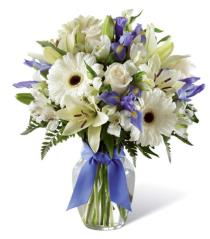 Photo of Miracle's Light Vase Bouquet  - B19-5142