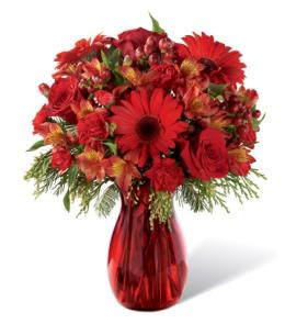 Photo of Spirit of the Season Bouquet by FTD - B11-5132