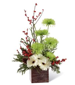 Photo of Winter Elegance Seasonal Bouquet  - B13-5136