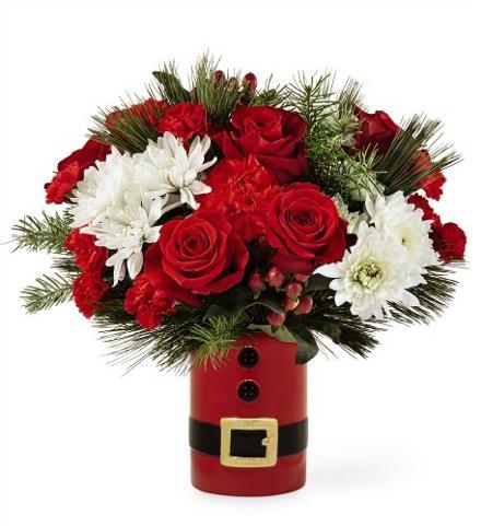 Photo of flowers: Sweet Joy Vase Bouquet 18-C1