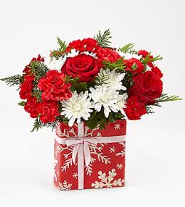 Photo of Holiday Cheer Bouquet FTD 17-C2 - 17-C2