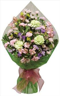Photo of Traditional Cut Bouquet Gift Wrapped - IC4300