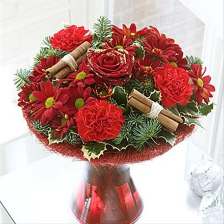 Photo of flowers: Christmas Perfect Flowers
