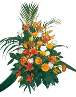 Photo of flowers: Arrangement of Fresh Flowers