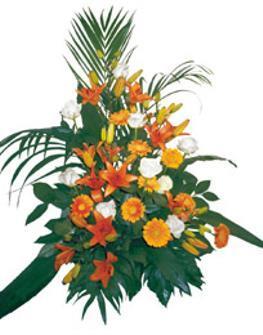 Photo of flowers: Arrangement of Fresh Flowers