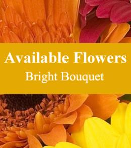 Photo of Florist Choice Bright Fall Bouquet - BF3759