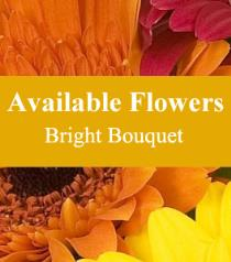 Photo of Bright Fall Bouquet - BF3759