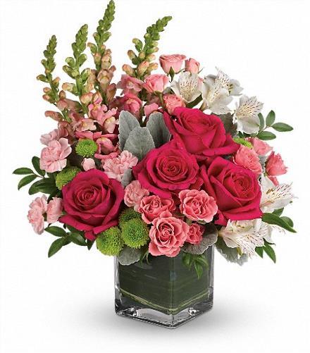 Photo of flowers: Garden Girl Bouquet