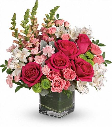 Photo of flowers: Garden Girl Bouquet
