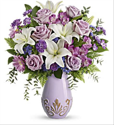 Photo of flowers: Rare Jewels Bouquet