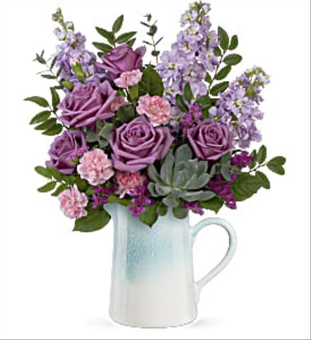 Photo of flowers: Monarch Garden Bouquet T19M200