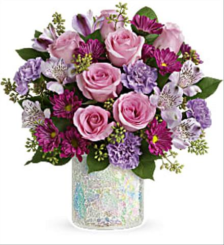 Photo of flowers: Shine In Style Bouquet