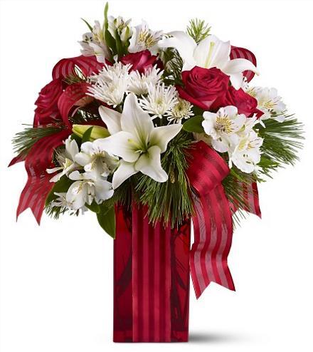 Photo of flowers: Holiday Spirit