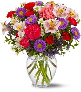 Photo of flowers: Classical Floral Vase