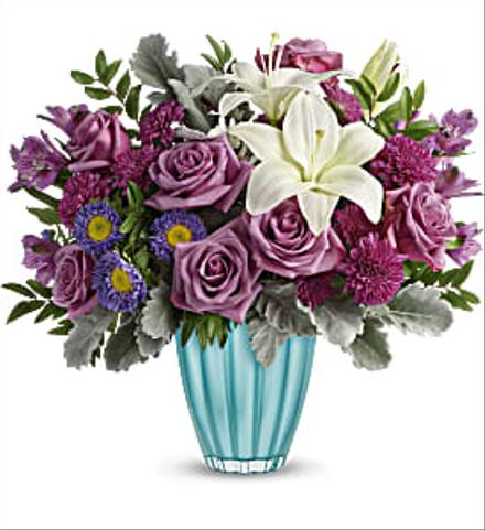 Photo of flowers: Spring In Your Step Bouquet
