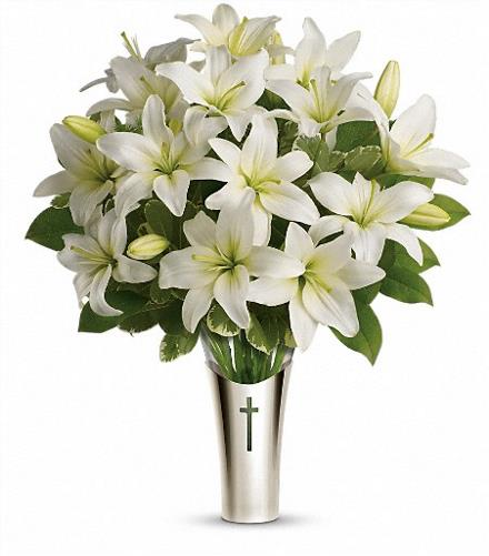 Photo of flowers: Sacred Cross T263-2