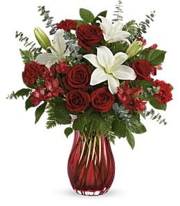 Photo of Swirling Desire Bouquet V200 - T18V200