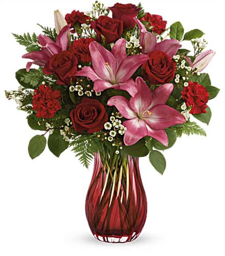 Photo of flowers: Elegant Adoration Bouquet