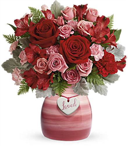 Photo of flowers: Playfully Pink Bouquet