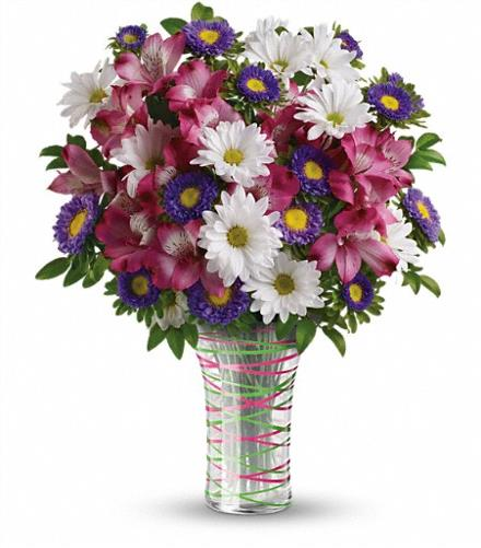 Photo of flowers: Thanks To You Bouquet by Teleflora