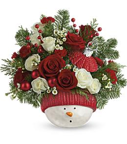 Photo of Twinkling Ornament Teleflora - T17X405