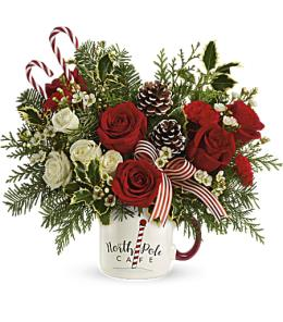Photo of Send a Hug Winter Cuddles Teleflora - T17X505