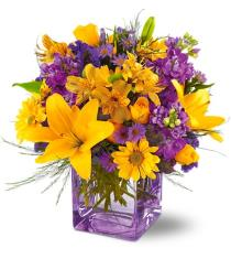 Photo of flowers: Morning Sunrise Bouquet by Teleflora