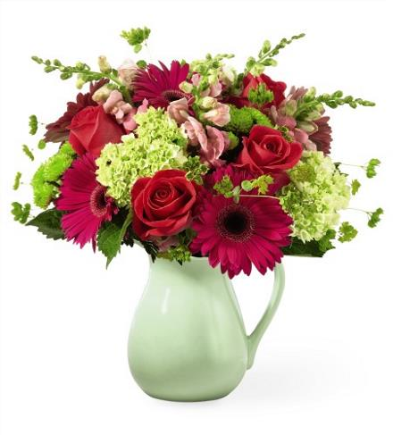 Photo of flowers: Sweet as Watermelon Bouquet