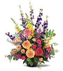 Photo of flowers: Most Memorable Flowers Mixture