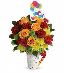 Photo of Fun 'n Festive Bouquet LOCAL - TBC01-1