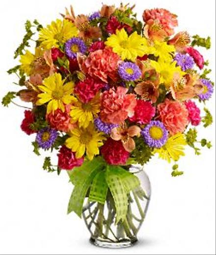 Photo of flowers: Make a Wish in Vase