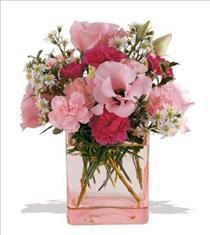 Photo of Pink Dawn Flower Vase  - 05N400