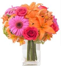Photo of flowers: Sunshine Splendor Bouquet