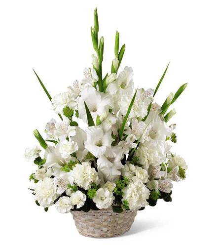Photo of flowers: Eternal Affection Basket