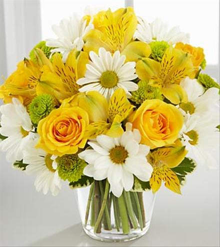 Photo of flowers: Sunny Sentiments Today
