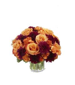 Photo of Autumnn Treasures Arrangement - B8-4346