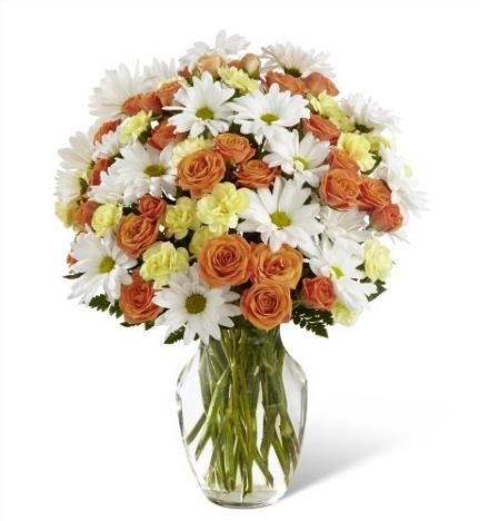 Photo of flowers: Sweet Splendor Bouquet Vased
