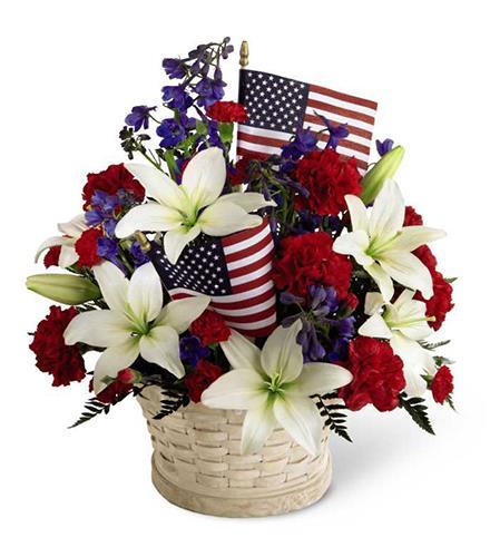 Photo of flowers: American Glory