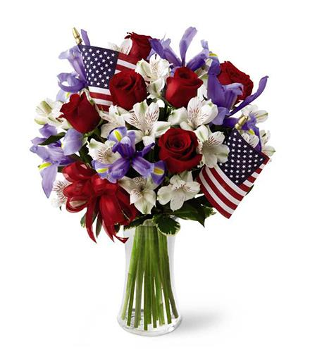 Photo of flowers: The  Unity Bouquet