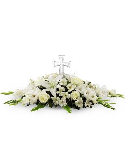 Photo of flowers: Eternal Cross Light