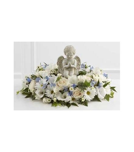 Photo of flowers: The Little Angel Ring of Flowers