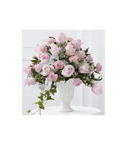 Photo of flowers: Deepest Sympathy Arrangement