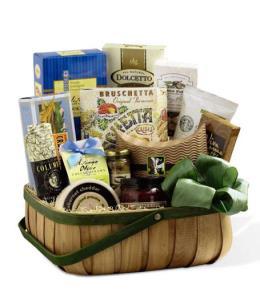 Photo of Heartfelt Gourmet Basket  - S56-4574