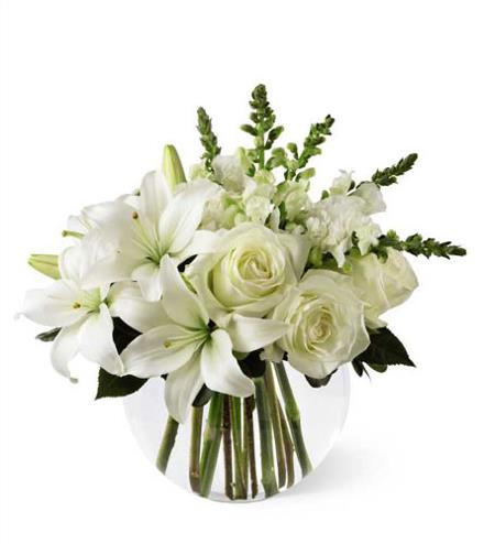 Photo of flowers: Special Blessings Vase Bouquet