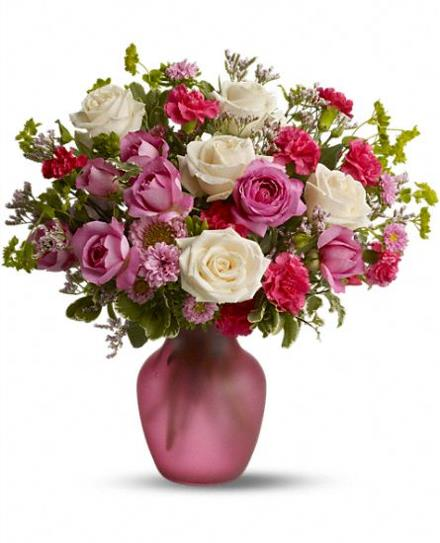 Photo of flowers: Rose Medley