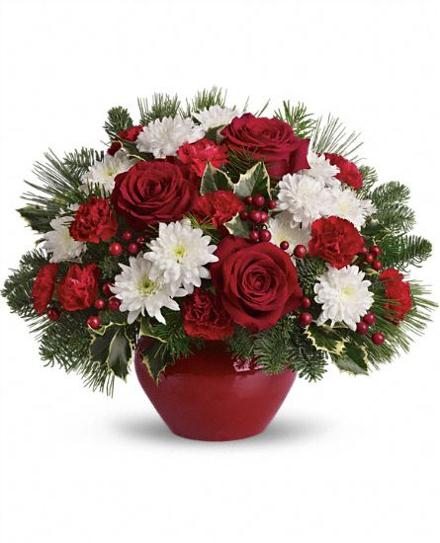 Photo of flowers: Christmas Treasure