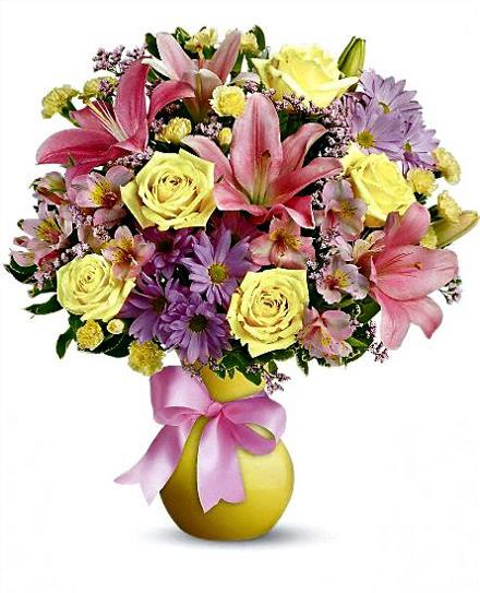 Photo of flowers: Simply Sweet in Vase