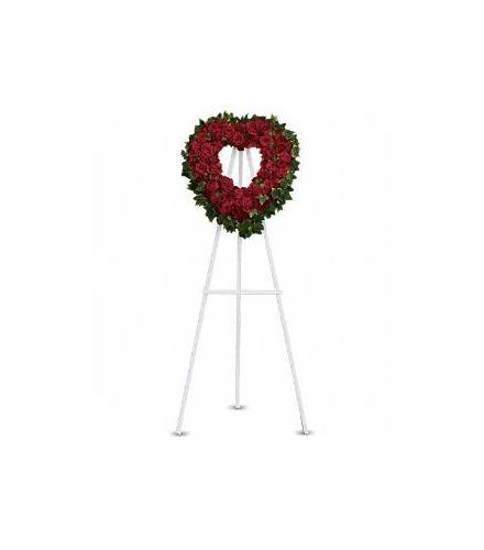 Photo of flowers: Blessed Heart