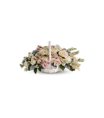 Photo of flowers: Dawn of Remembrance Basket
