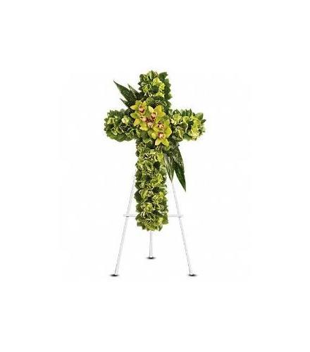 Photo of flowers: Heaven's Green Comfort